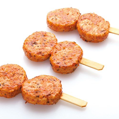 Kipburgerspies mini gemarineerd
